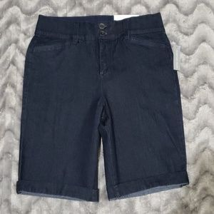 Christopher Banks Classic Fit Bermuda Shorts 10